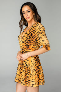 Paltrow Dress - Bengal