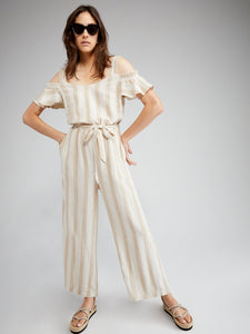 Chasing The Sun Linen Jumpsuit