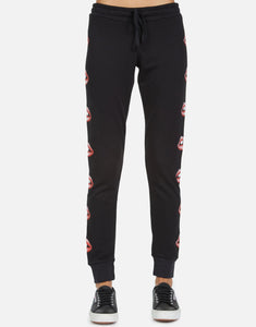 Jess Mini Gap Tooth Joggers
