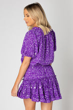 Ray Dress - Ultraviolet