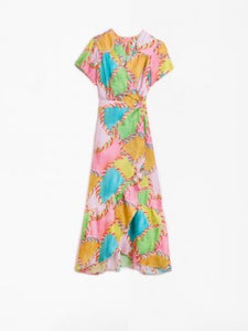 Myrna Silk Dress