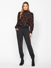 Be Bold Top - Micro Paisley