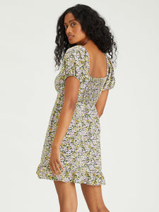 Fresh Breeze Dress - Garden Valley