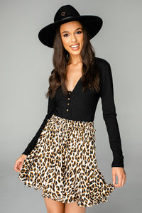 Presley Skirt - Wildcat