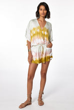 Ashby Romper - Willow Geode Wash