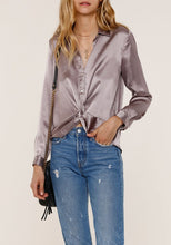 Willa Satin Top