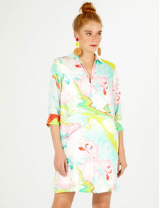 Penelope Candy Marble Dress