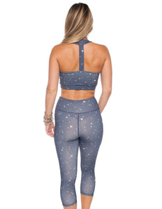 Jane Workout Pant- Galaxy