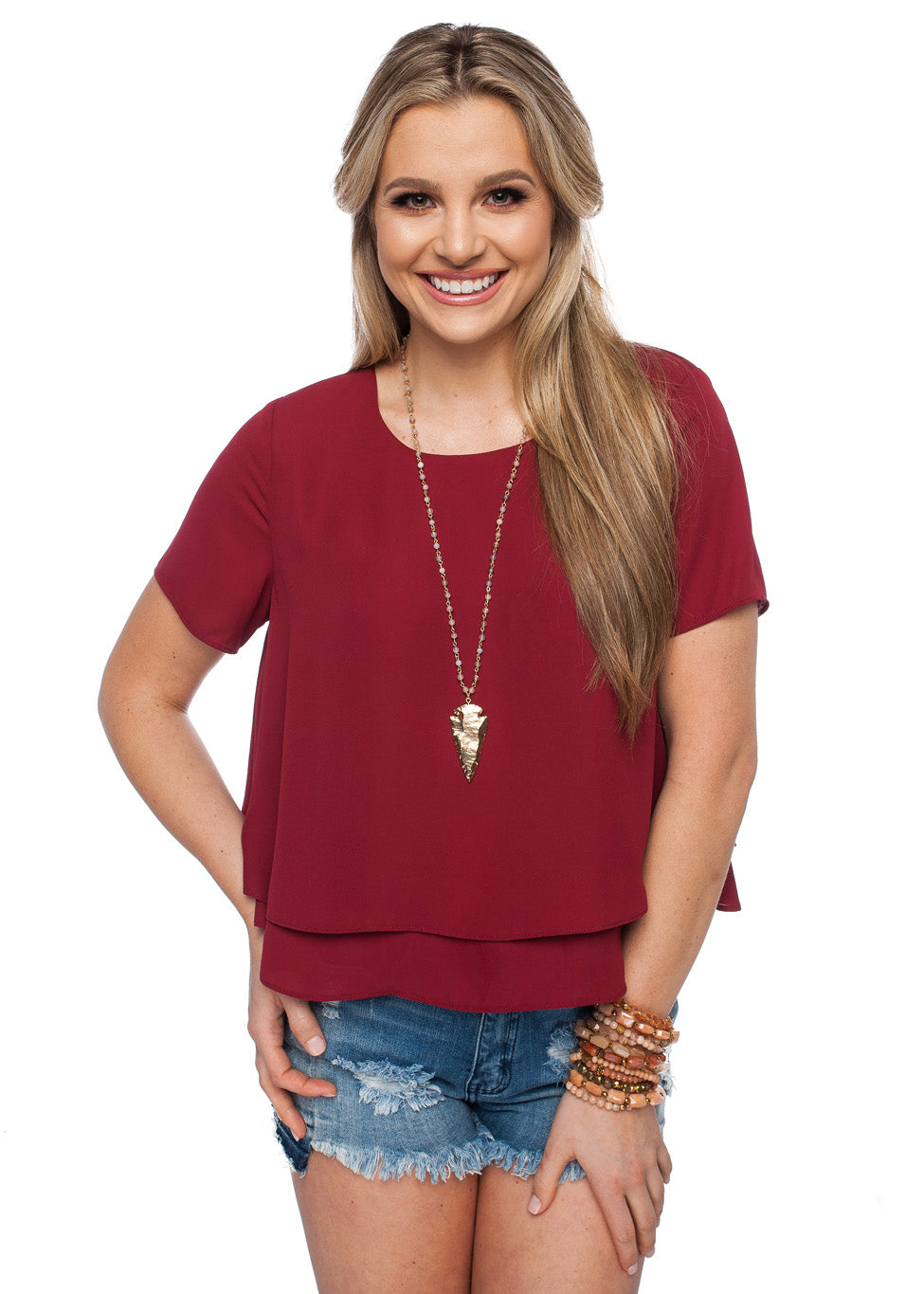 Joey Gameday Top