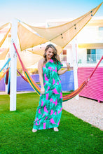 Grace Maxi Dress - Aruba
