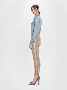 High Waisted Seamless Looker - Slither