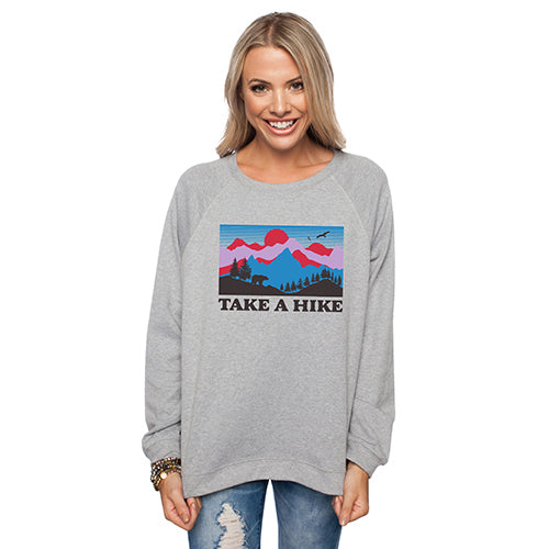 Bowie Sweatshirt - Take A Hike
