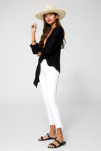 Corinne Blouse - Black