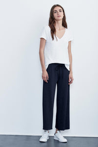 Avalyn Fleece Wide Leg Pant