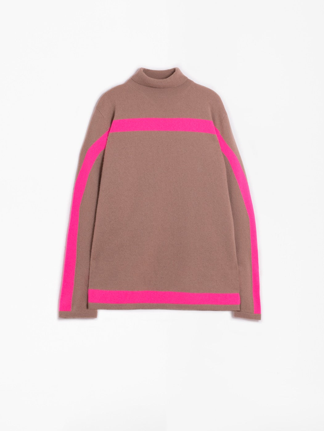 Betsy Turtle Neck - Camel