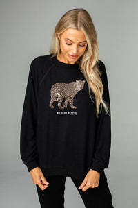 Corey Wildlife Rescue Sweatshirt