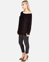 Deuce Draped Top