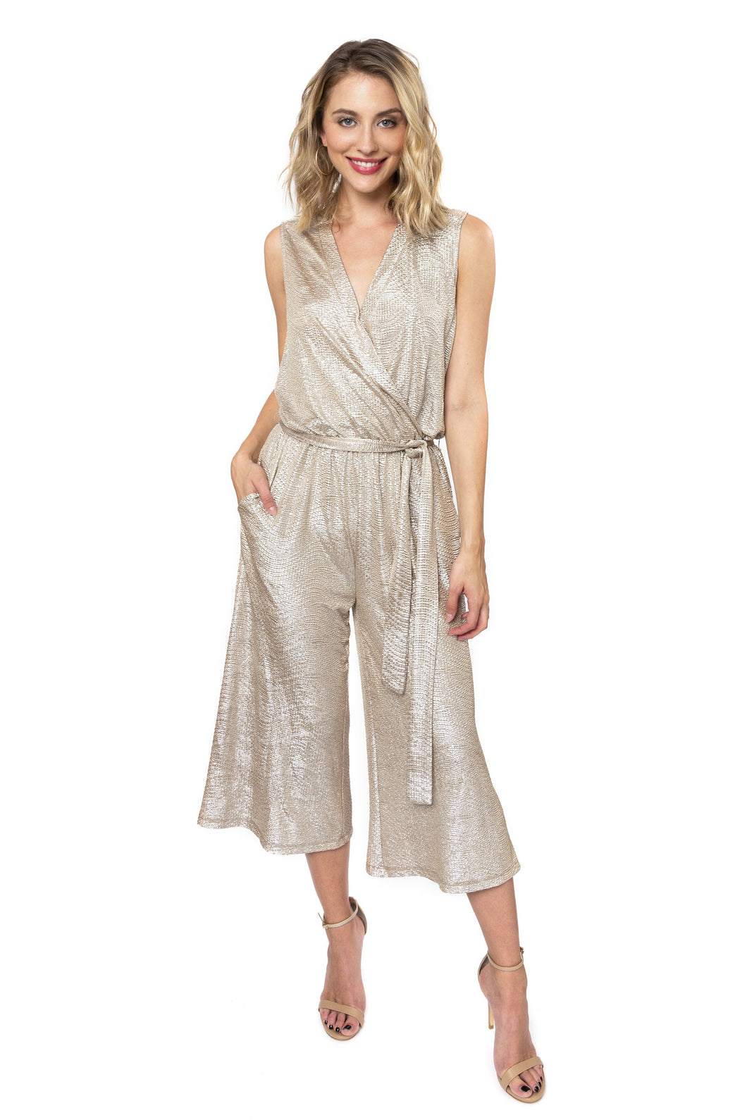 Zoey Sterling Jumpsuit
