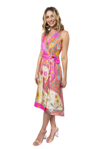 Elena Pink Catalina Dress