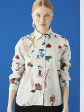 Isabella Shirt - Quirky Polar Bear