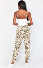 Huxley Pants - Cheetah Sister Terry