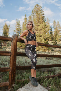 Jane Workout Pant- Death Valley