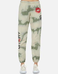 Brynn Spray Kiss Sweatpant