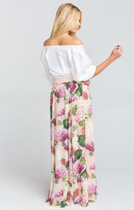 Misty Maxi Skirt ~ Honey Bunches