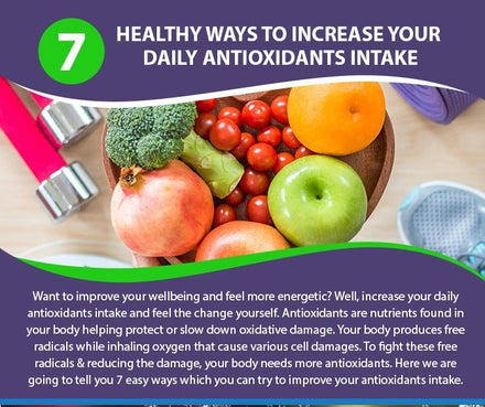 Daily Intake of Antioxidants