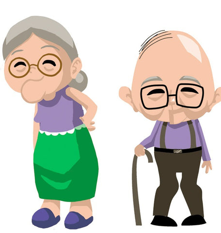 Elderly people who use Carbon 60 Australia