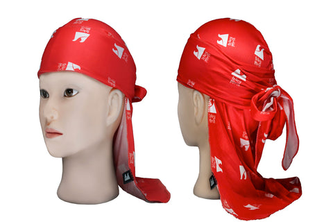 Wavy Merch Monogram Durag
