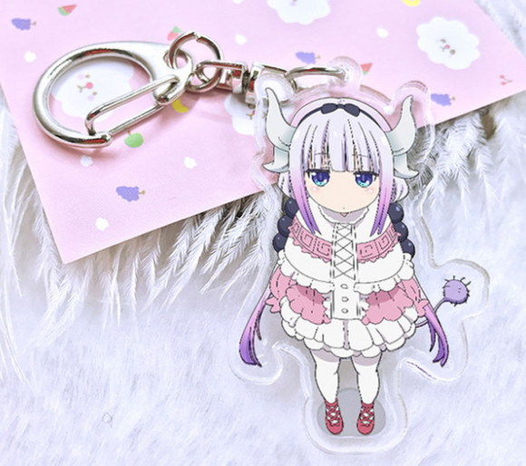 Dragon Maid Keychain