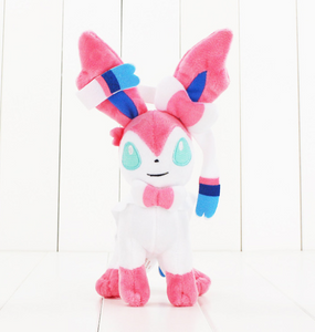 Sylveon Pokemon Plush 22cm