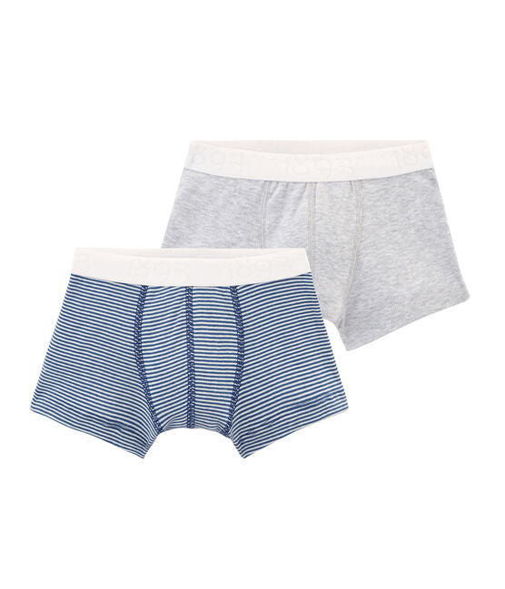 Boys' Boxer Shorts - Set of 2