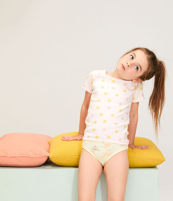 Girls' Knickers - 3-Piece Set