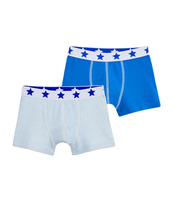 Boys' Boxer Shorts - 2-Piece Set