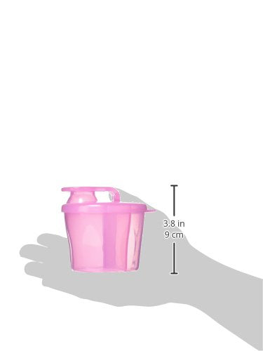 Milk Powder Dispenser - Pink