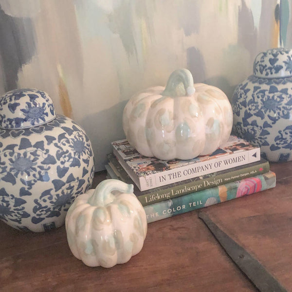 LWT Pumpkin - Neutral Ceramic