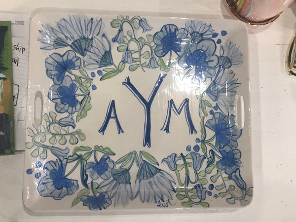 Custom Large Tray