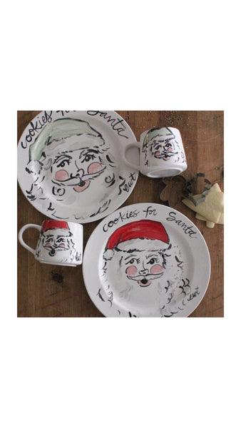 Cookies for Santa Plate and Mug
