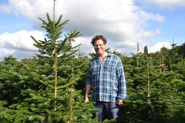Christmas Forest Founder Kelty Caston