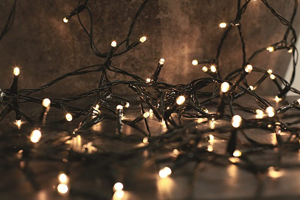 1000 Warm White LED String Lights