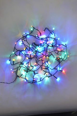 240 Multicolour LED String Lights