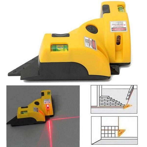 90 degree right angle laser line projector