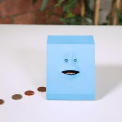 Banki Face / Smile Face Piggy Bank