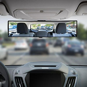 The No Blind Spot Rearview Mirror