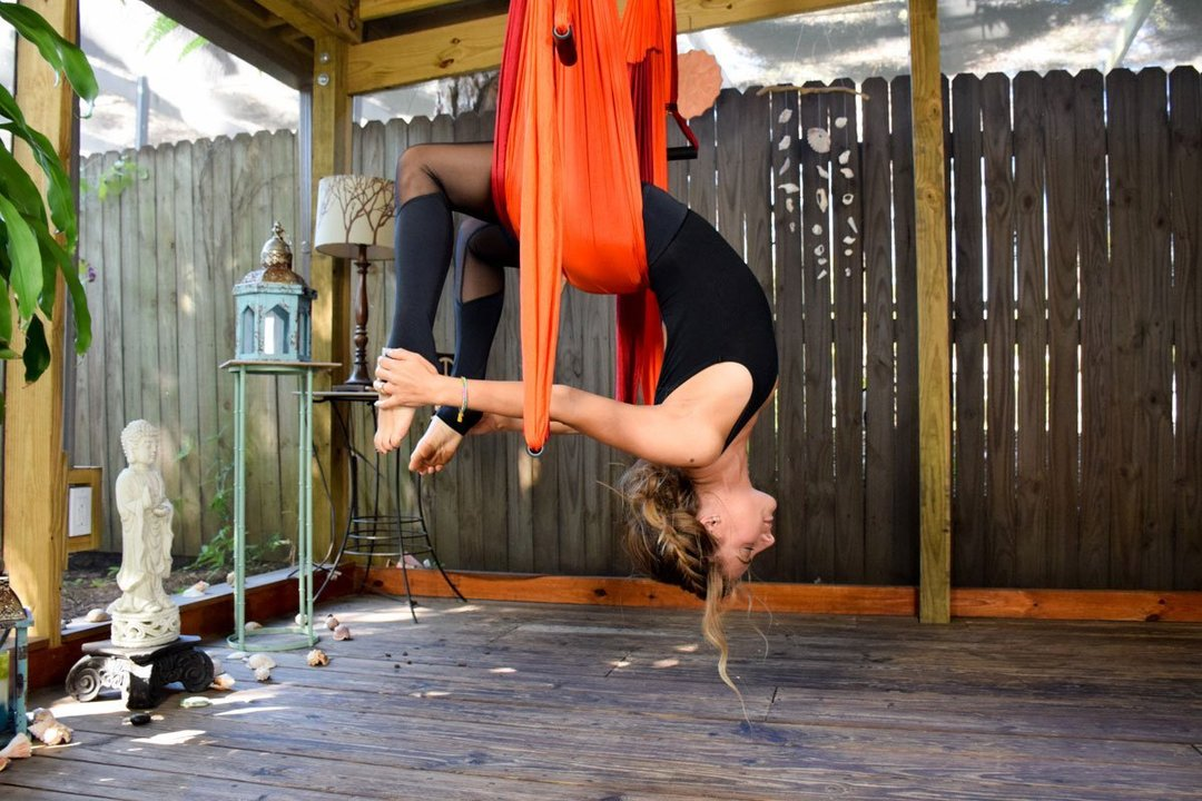 Multifunctional Anti-Gravity yoga Hammock