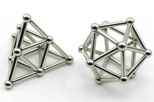 Bucky Balls & Magnetic Sticks