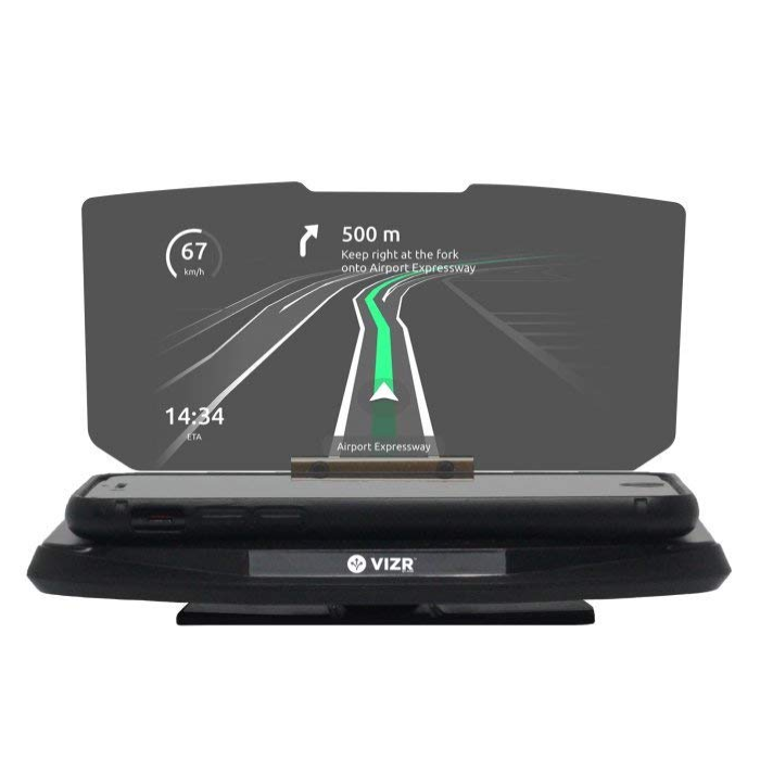 VIZR ACTIVE CAR Heads up Display