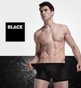 Energetic Men Underwear with Magnetic Therapy